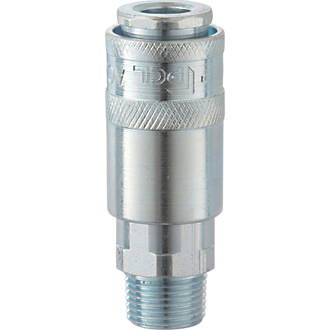 PCL MALE COUPLING 1/4''