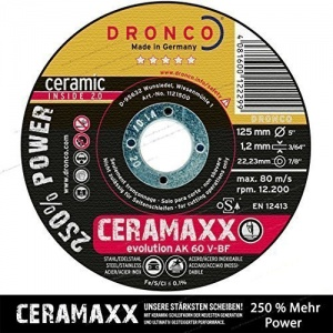 1.2MM Ceramaxx Cutting Disc