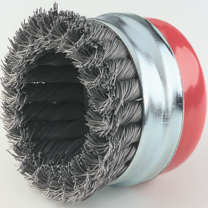 Dronco Twisted-Knott Cup Brush Heavy-Duty 65MM