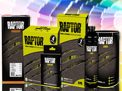 Raptor colour tints/ Shots ANY COLOUR