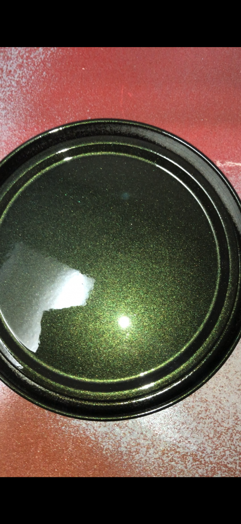 Adam's XR Pearl Gold/green After Effect Resin+