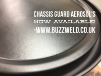Chassis Guard Satin Black 400ML Aerosol