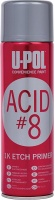 UPOL ACID#8 Etch Primer Aerosol 450ml Acid 8 U-POL
