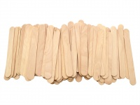 100 Wooden Mixing Spatula's Upol