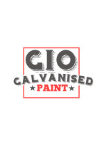 GIO Galvanised paint