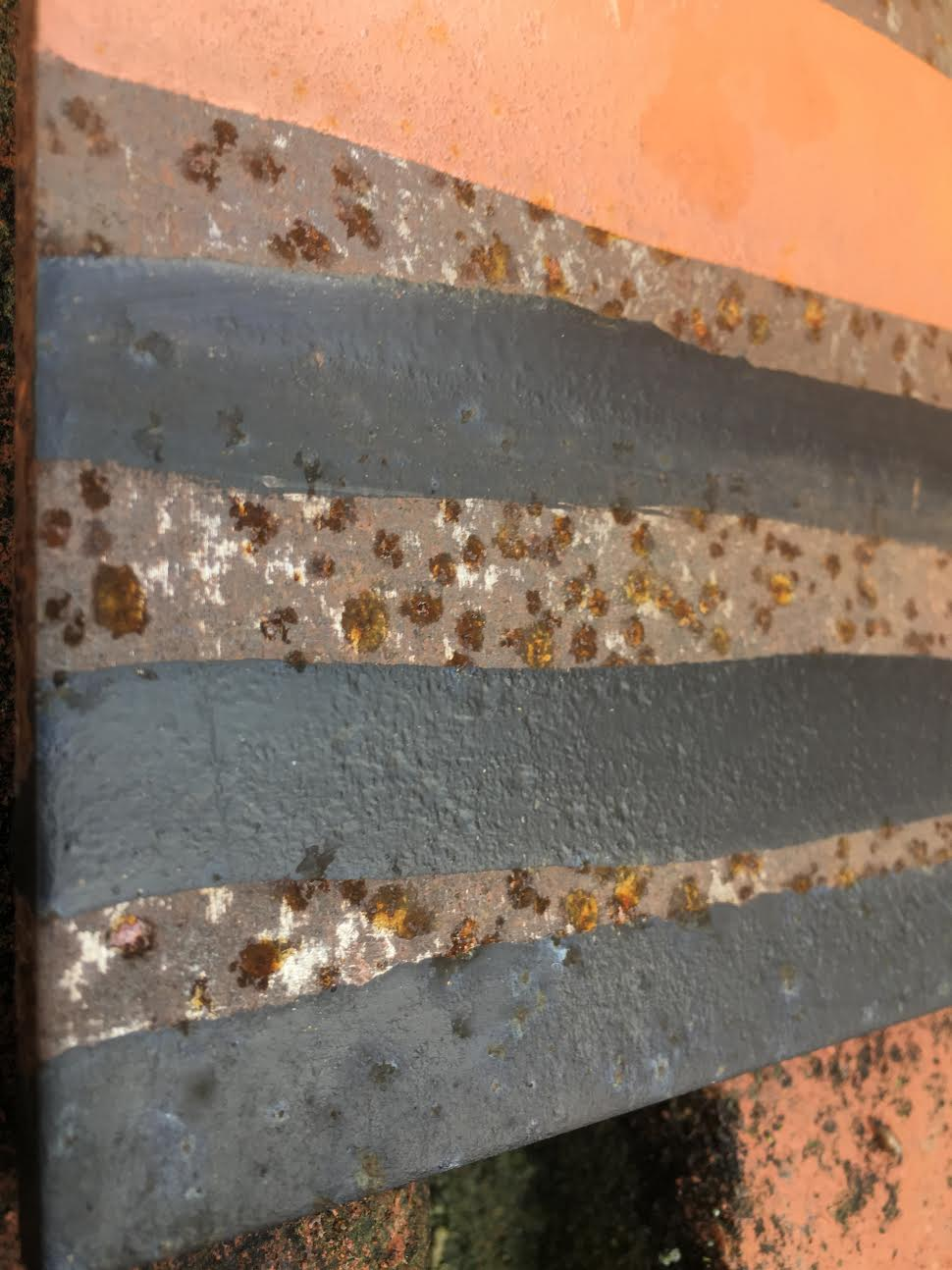 Dry Film Thickness, wetting out, and subsurface corrosion.