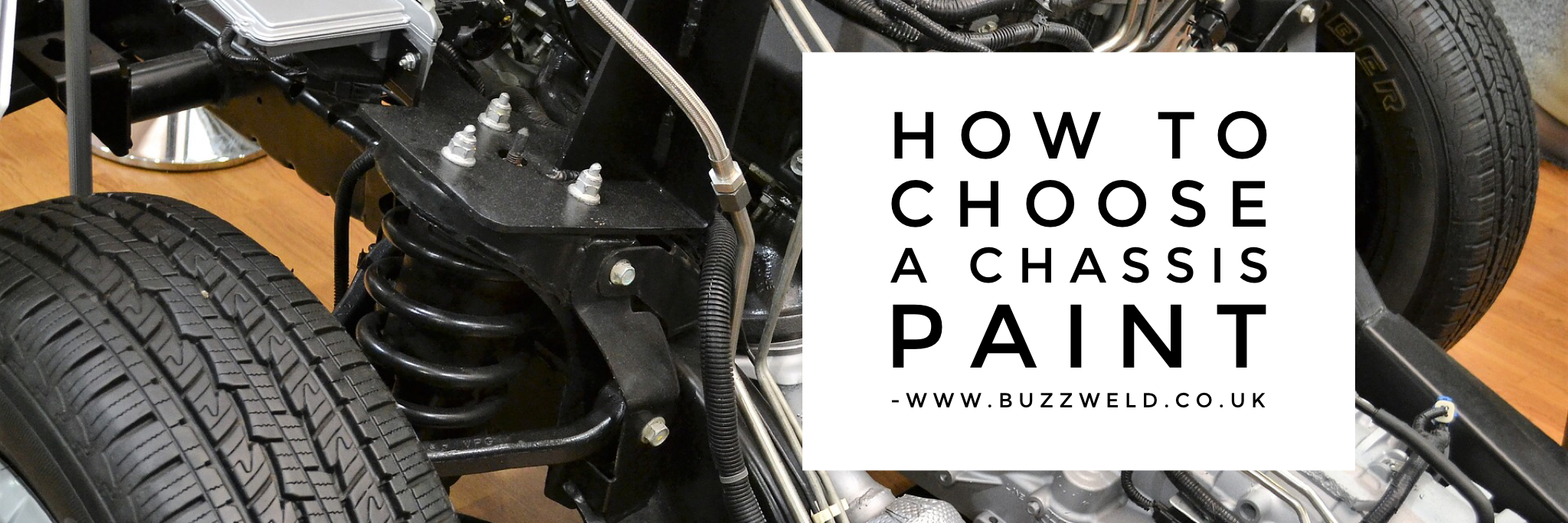 How To Choose A Chassis Paint
