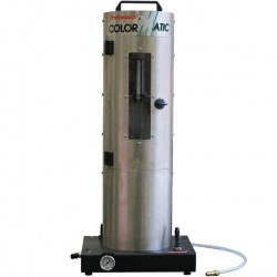 Vitomat Pneumatic Aerosol filling machine
