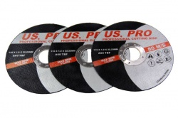 PROFESSIONAL 115MM CUTTING DISCS S/STEEL and other metals