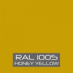 RAL 1005 Honey Yellow tinned Paint