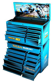 Paint For Rizla Blue Snapon Toolbox