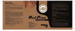 Rust-Primer Stripe Coating kit