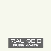 RAL 9010 Pure White tinned Paint