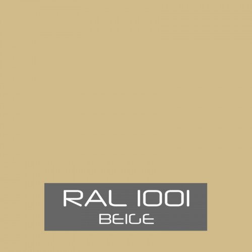 RAL 1001 Beige tinned Paint
