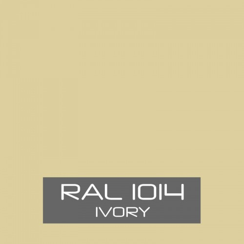 RAL 1014 Ivory tinned Paint