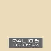 RAL 1015 Light Ivory tinned Paint