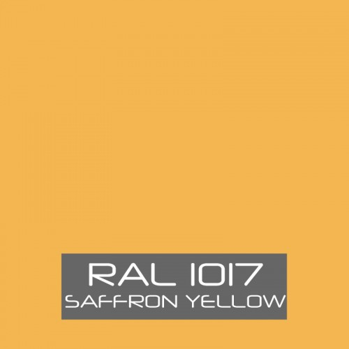 RAL 1017 Saffron Yellow tinned Paint