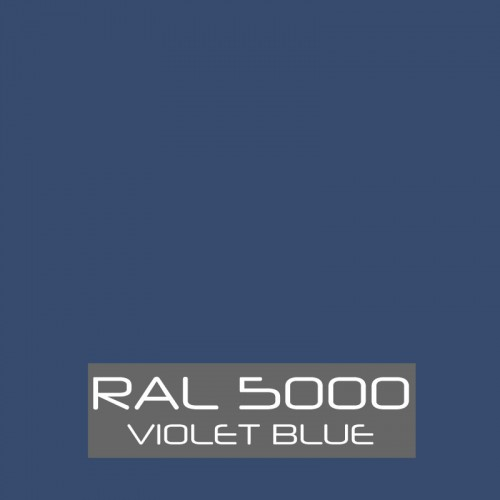 RAL 5000 Violet Blue tinned Paint
