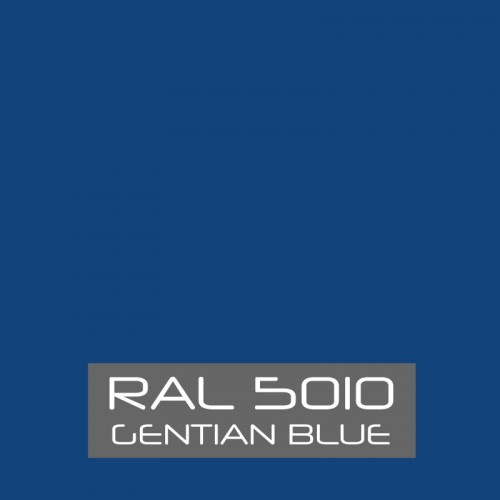 RAL 5010 Gentian Blue tinned Paint