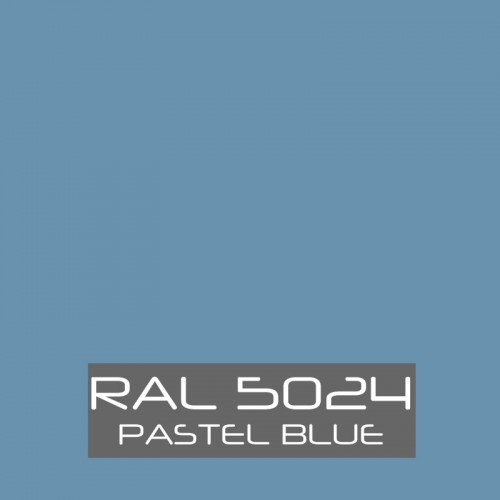 RAL 5024 Pastel Blue tinned Paint