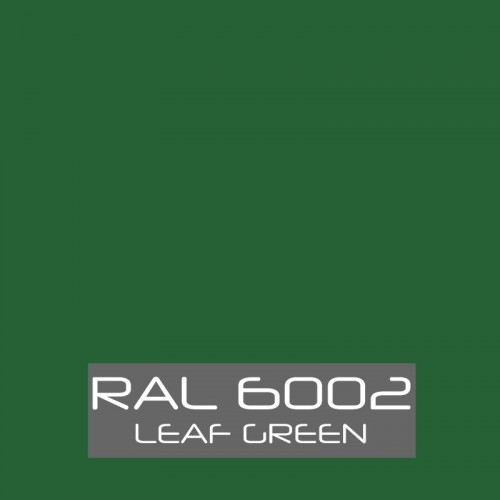 RAL 6002 Leaf Green tinned Paint