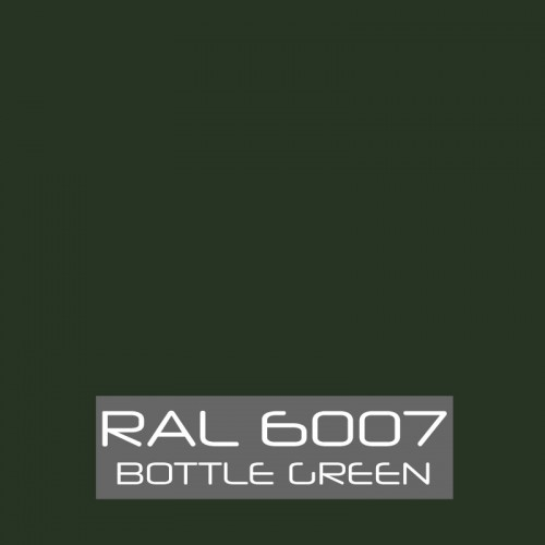 RAL 6007 Bottle Green tinned Paint