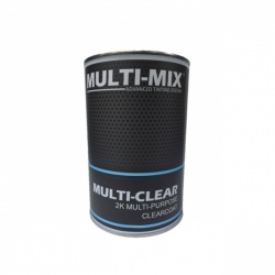 Multi-Wheel Clearcoat etch 3:1 2K Direct To Metal