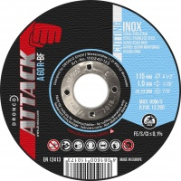 Cutting Discs 1mm Inox 115mm