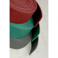 10M SCOTCH type Abrasive Roll RED